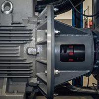 Двигатель Siemens в компрессорах СН