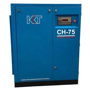 Винтовой компрессорСН-75 с прямым приводом